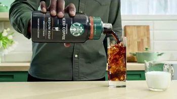 Starbucks TV Spot, 'That Starbucks Coffee Feeling: Cold Brew Made Ready' - Thumbnail 1