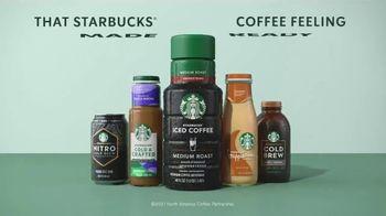 Starbucks TV Spot, 'That Starbucks Coffee Feeling: Cold Brew Made Ready' - Thumbnail 10