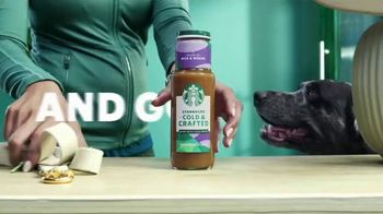 Starbucks TV Spot, 'That Starbucks Coffee Feeling: Cold Brew Made Ready' - Thumbnail 5