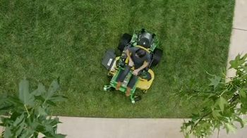 John Deere Z365R ZTrak Mower TV Spot, \'Taking It Easy\'
