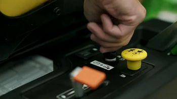 John Deere Z365R ZTrak Mower TV Spot, 'Taking It Easy' - Thumbnail 1