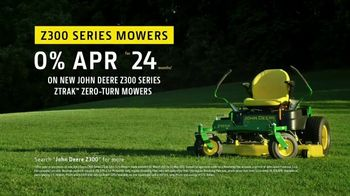 John Deere Z365R ZTrak Mower TV Spot, 'Taking It Easy' - Thumbnail 9