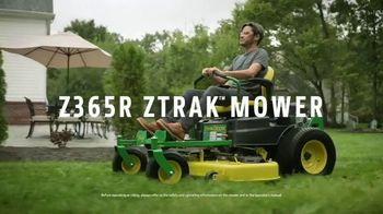 John Deere Z365R ZTrak Mower TV Spot, 'Taking It Easy' - Thumbnail 2