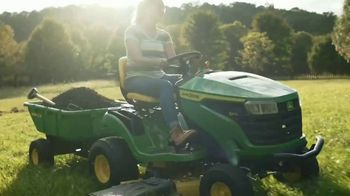 John Deere Mowers TV Spot, 'More to a Yard'
