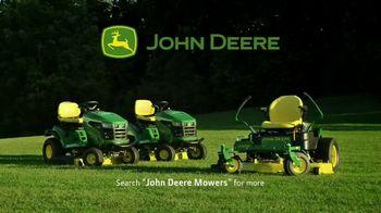 John Deere Mowers TV Spot, 'More to a Yard' - Thumbnail 6