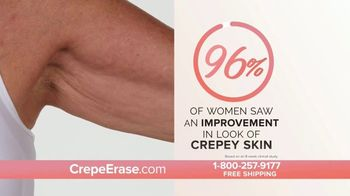 Crepe Erase TV Spot, 'Younger Looking Skin: $39.95: Four Bonus Offers' Featuring Jane Seymour, Courtney Thorne-Smith - Thumbnail 3