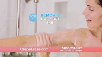 Crepe Erase TV Spot, 'Younger Looking Skin: $39.95: Four Bonus Offers' Featuring Jane Seymour, Courtney Thorne-Smith - Thumbnail 4