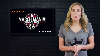 DraftKings TV Spot, 'March Mania Survivor Pool: Underdog Story'
