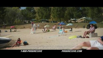 Progressive TV Spot, 'Break From Work' - Thumbnail 5
