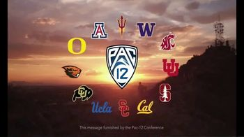 Pac-12 Conference TV Spot, 'A Crisis That Has Changed Us' - Thumbnail 10