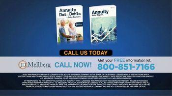 J.D. Mellberg TV Spot, 'Buying an Annuity' - Thumbnail 9