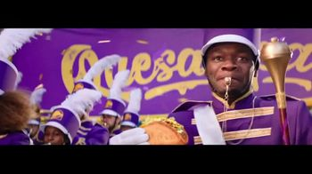 Taco Bell Quesalupa TV Spot, 'Skipping the Fanfare'