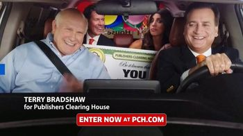 Publishers Clearing House TV Spot, 'Last Chance: $7,000 for Life' Featuring Terry Bradshaw - Thumbnail 1