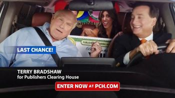Publishers Clearing House TV Spot, 'Last Chance: $7,000 for Life' Featuring Terry Bradshaw - Thumbnail 2