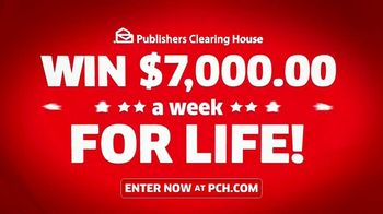 Publishers Clearing House TV Spot, 'Last Chance: $7,000 for Life' Featuring Terry Bradshaw - Thumbnail 4
