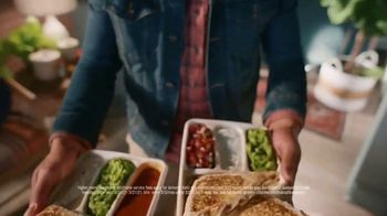 Chipotle Mexican Grill Quesadilla TV Spot, 'A Whole New Way: $0 Delivery Fee' - Thumbnail 9