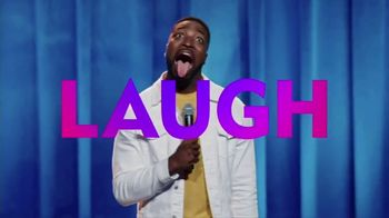 BET+ TV Spot, 'Stand Up and Laugh' - Thumbnail 4