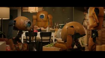 IKEA TV Spot, 'Small Decisions Make a World of Difference: Robots' Song by Crosby St. Models