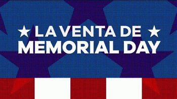 Rooms to Go Venta de Memorial Day TV Spot, 'Colchón Therapedic' [Spanish] - Thumbnail 1