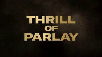 BetMGM One Game Parlay TV Spot, 'One Game, Bigger Payouts: $600 Risk-Free First Bet' - Thumbnail 1