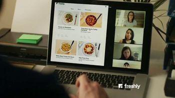 Freshly TV Spot, 'Rotating Menu'