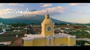 Visit Guatemala TV Spot, 'Breathing'