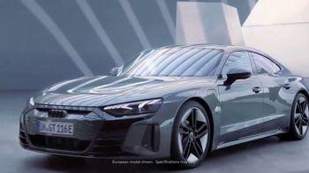 Audi RS e-tron GT TV Spot, 'Ideas Start the Future' [T1] - Thumbnail 1