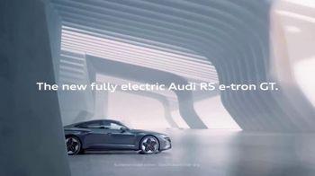 Audi RS e-tron GT TV Spot, 'Ideas Start the Future' [T1] - Thumbnail 3