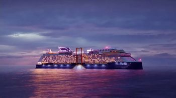 Celebrity Cruises TV Spot, 'Welcome, Beyond' - Thumbnail 1