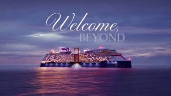 Celebrity Cruises TV Spot, 'Welcome, Beyond' - Thumbnail 2