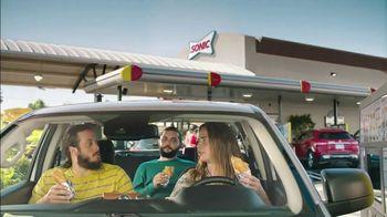 Sonic Drive-In Popcorn Chicken Po'boy TV Spot, 'Edgy' - Thumbnail 5