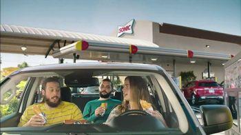 Sonic Drive-In Popcorn Chicken Po'boy TV Spot, 'Edgy' - Thumbnail 6