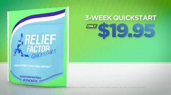 Relief Factor 3-Week Quickstart TV Spot, '70% of People Order More' Featuring Sebastian Gorka - Thumbnail 9