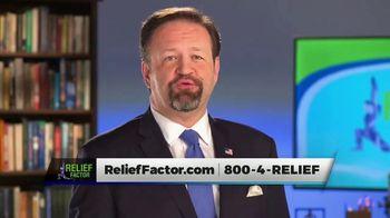 Relief Factor 3-Week Quickstart TV Spot, '70% of People Order More' Featuring Sebastian Gorka - Thumbnail 5
