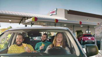 Sonic Drive-In Popcorn Chicken Po'Boy TV Spot, 'Compliment' - Thumbnail 1