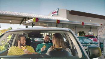 Sonic Drive-In Popcorn Chicken Po'Boy TV Spot, 'Compliment' - Thumbnail 4
