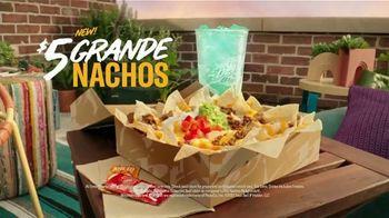 Taco Bell $5 Grande Nachos TV Spot, 'Not Your Normal Nachos' - Thumbnail 8