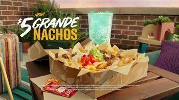 Taco Bell $5 Grande Nachos TV Spot, 'Not Your Normal Nachos' - Thumbnail 7
