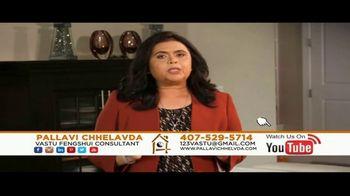 Pallavi Chhelavda TV Spot, 'Vastu Tips'
