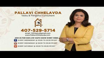 Pallavi Chhelavda TV Spot, 'Vastu Tips' - Thumbnail 6