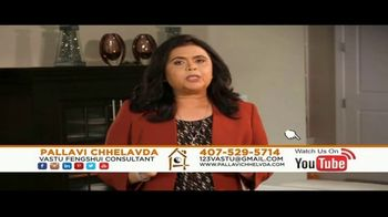 Pallavi Chhelavda TV Spot, 'Vastu Tips' - Thumbnail 1