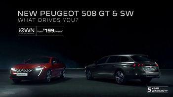Peugeot 508 TV Spot, 'The Snake' Featuring San Yélamos [T2] - Thumbnail 6