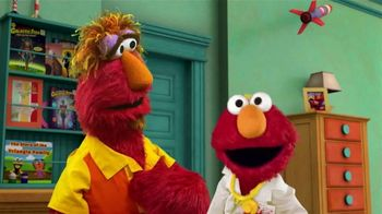 COVID Collaborative TV Spot, 'A Healthy Family With Elmo and Louie'