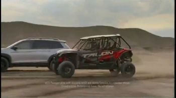 Honda TV Spot, 'Every Road Has Its Challenges: Passport, Pilot, CR-V' Song by Vampire Weekend [T1] - Thumbnail 1