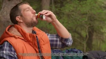 5-Hour Energy Extra Strength TV Spot, 'Getting Stuff Done: Camping' - Thumbnail 1