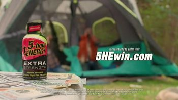 5-Hour Energy Extra Strength TV Spot, 'Getting Stuff Done: Camping' - Thumbnail 5