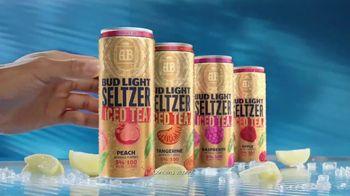 Bud Light Seltzer Iced Tea TV Spot, 'Refreshing'
