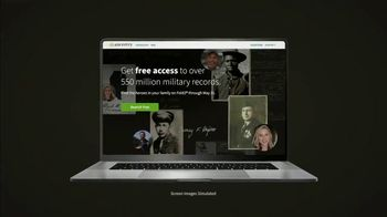 Ancestry TV Spot, 'Heroes: Free Access' - Thumbnail 9