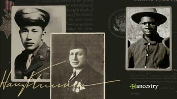 Ancestry TV Spot, 'Heroes: Free Access' - Thumbnail 1