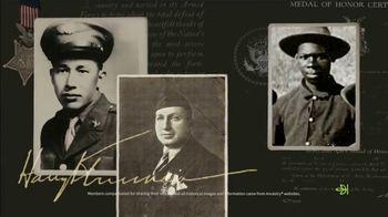 Ancestry TV Spot, 'Heroes: Free Access' - Thumbnail 2